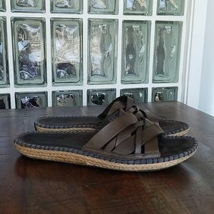 Patagonia Leather Strappy Sandals